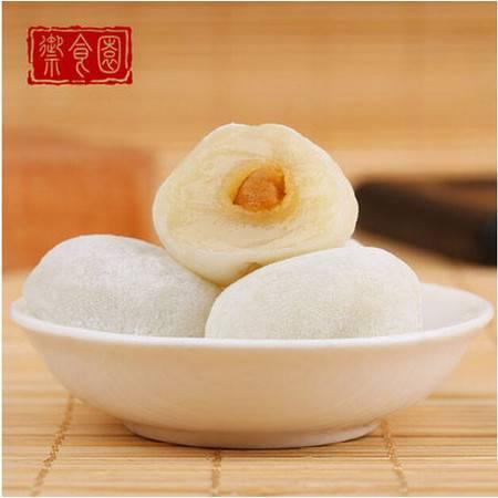 御食园艾窝窝500g 北京特产小吃 麻薯点心食品小包装零食
