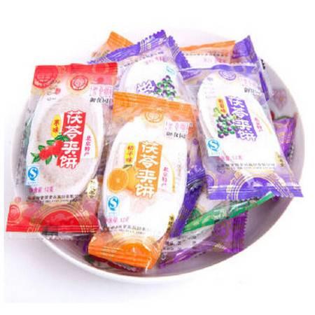 御食园礼盒装茯苓饼400g 盒小吃零食