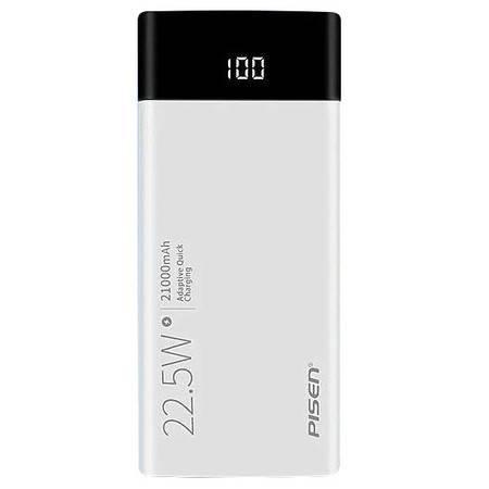 品胜/PISEN 10000毫安充电宝 PD快充 超薄小巧便携移动电源 D281