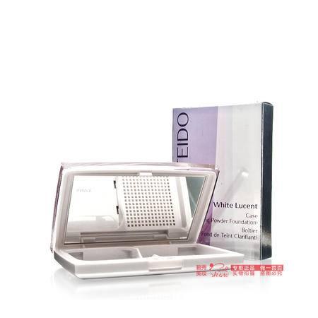 Shiseido/资生堂粉饼盒 国内专柜行货
