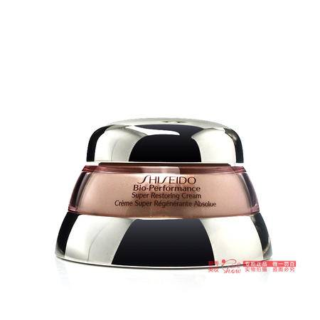 Shiseido/资生堂百优优效焕肤乳霜50ml 国内专柜正品