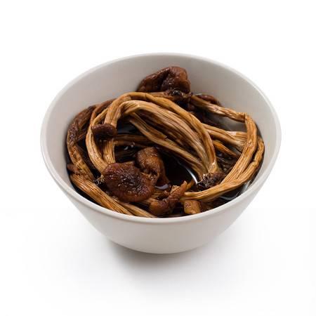 禾煜 138g茶树菇茶薪菇冰菇苞盖嫩古田特产