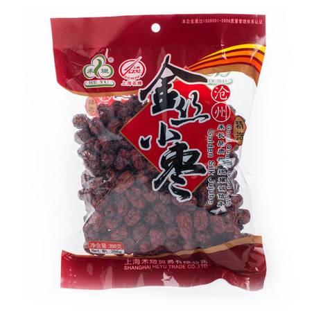 禾煜 398g沧州金丝小枣 沧州特产小枣 红枣子
