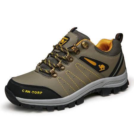 Salafox 2015秋冬新品英伦风男士休闲登山户外运动鞋 徒步鞋 登山鞋 户外鞋 3245