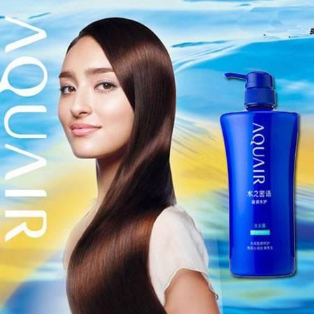 资生堂水之密语凝润水护洗发露600ml 细心客户您的秀发