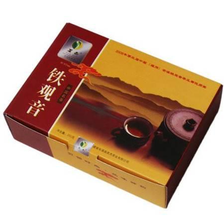 茗杰铁观音中国名茶精美装250g