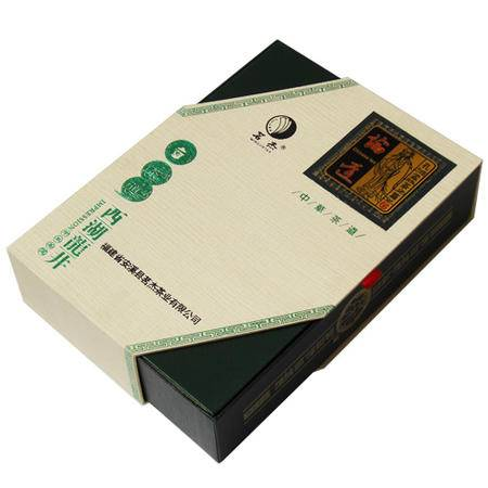 茗杰论道龙井明前绿茶礼盒装200g