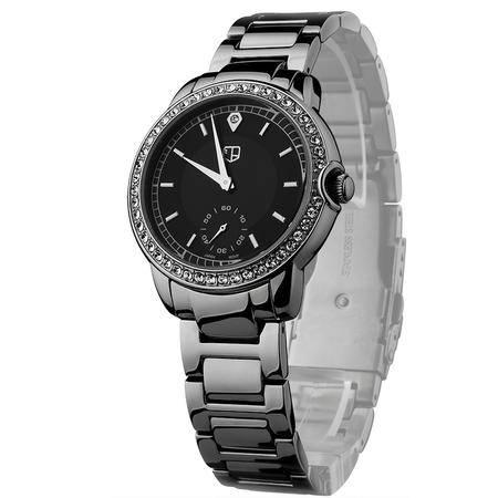 大宏正品新款韩版时尚女款表奢侈闪耀水钻时装表钢带女式手表 钢表SC-80032