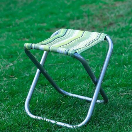 索尔诺折叠椅凳子户外便携式露营沙滩椅 靠背钓鱼椅凳 马扎小凳子151