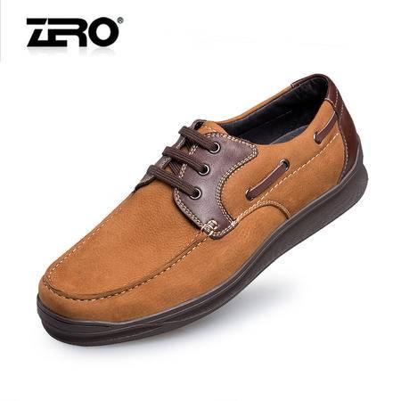 Zero零度男鞋正品男士运动户外休闲鞋秋冬季板鞋 潮低帮鞋 F6519