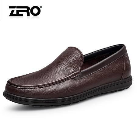 Zero零度大码鞋 男春季新款商务大码休闲鞋46码男鞋子45 47