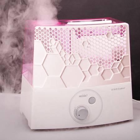 荣事达香薰超声波负离子空气净化加湿器 6升大容量 RS-V107