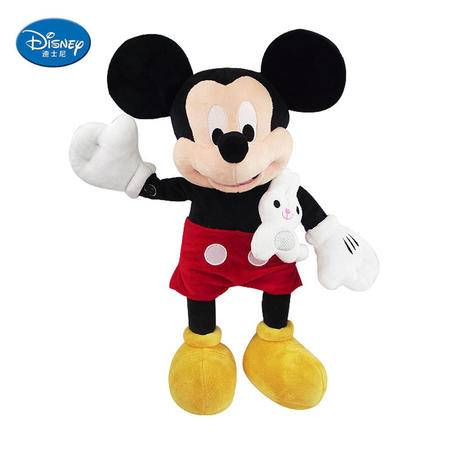 迪士尼/DISNEY 米奇公仔  对话早教玩具智能娃娃故事机儿童MP3