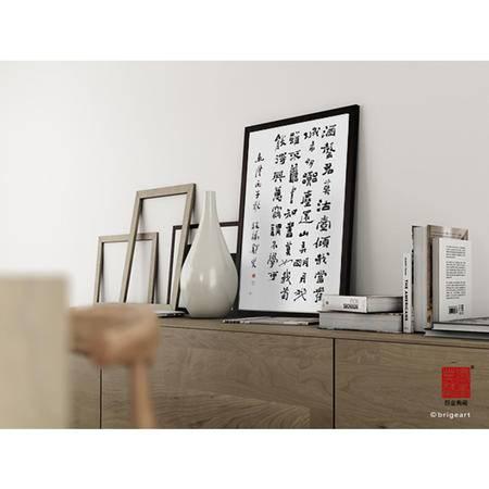 Sinnsa郑燮五言诗古典装饰画 壁画ZSH160516预售