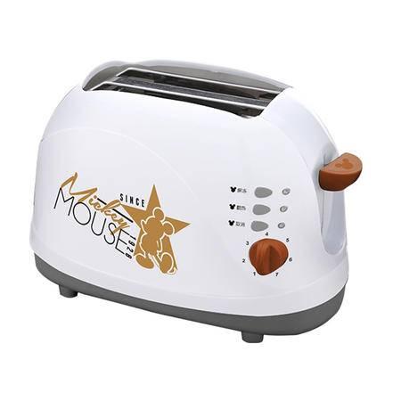 迪士尼/DISNEY米奇璀璨星语多士炉面包机家用多功能早餐吐司机DSM-LF076