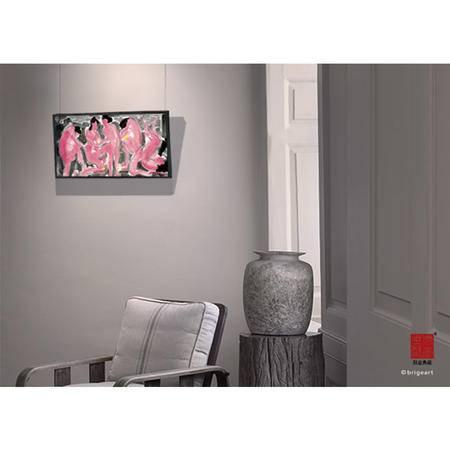 Sinnsa人之裸装饰壁画ZSH160517预售