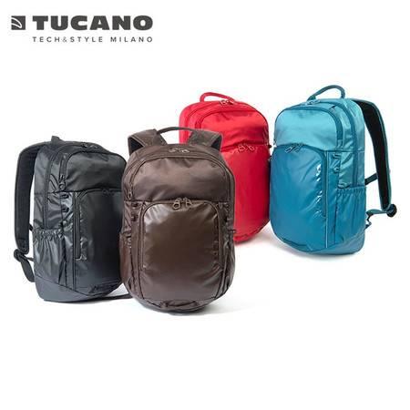 TUCANO托卡诺 苹果15.6寸笔记本电脑双肩包BKTYU 时尚休闲款高档背包 男女旅游包