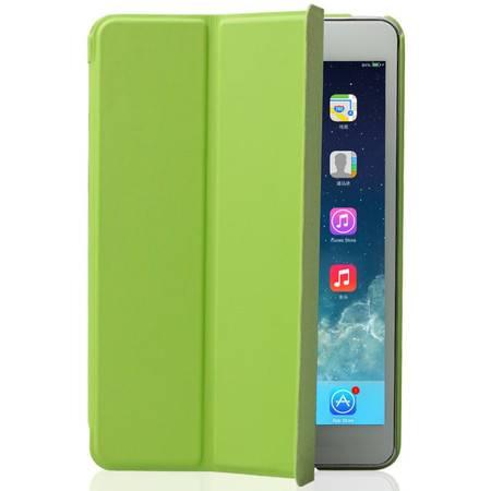 幻响i-mu 果缤纷系列 苹果iPad mini/2/3保护套 智能休眠唤醒支架式保护壳 聚氨酯材质