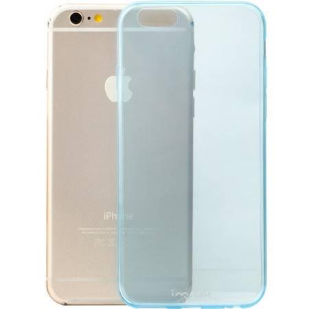 i-mu幻响 TPU苹果iPhone6 Plus极薄隐形透明手机壳保护套 5.5英寸 透明手机保护壳