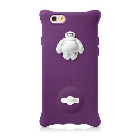 【包邮】Bone 苹果iPhone6S 大白 手机壳保护套 硅胶卡通保护壳 4.7英寸