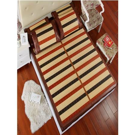瀚庭-双面可折叠竹席+藤席 裸婚时代1.8米