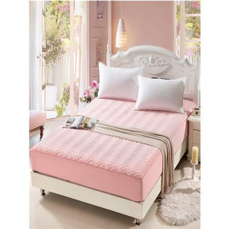 瀚庭-夹棉床笠150三色可选面料聚酯纤维