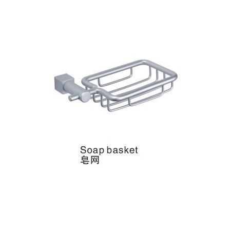 卫欲无限 太空铝卫浴挂件 极简系列 肥皂架 皂网 香皂盒