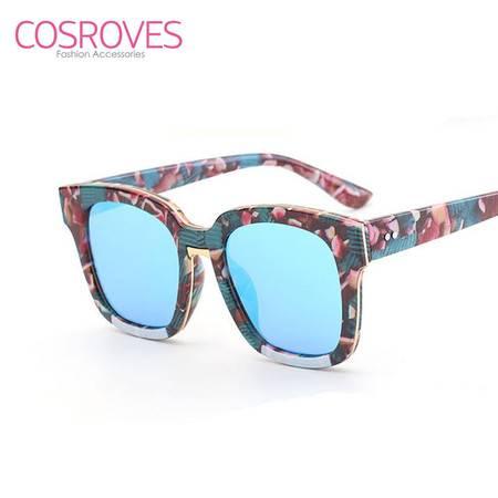 新款太阳镜时尚潮流大框墨镜男女款个性太阳镜SG15065