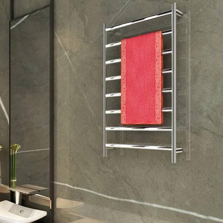 Sharndy想的 不锈钢精致型电热毛巾架 经典款浴巾架置物杆