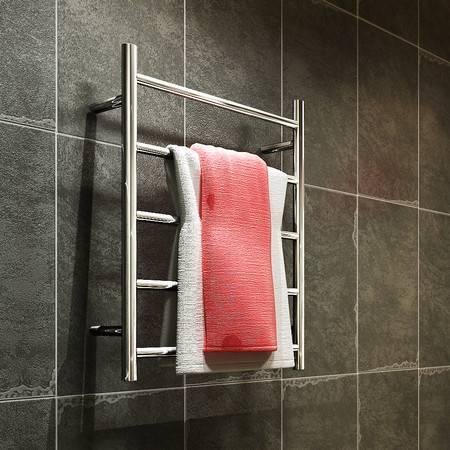 Sharndy想的  不锈钢电热毛巾浴巾架晾衣架