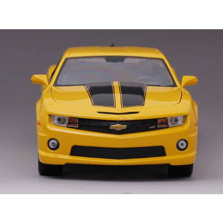 美驰图1:18 雪佛兰 变形金刚 大黄蜂 chevrolet camaro 31173 金属仿真模型