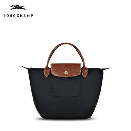 珑骧 Longchamp 女款尼龙折叠短柄Mini手拎包 1621