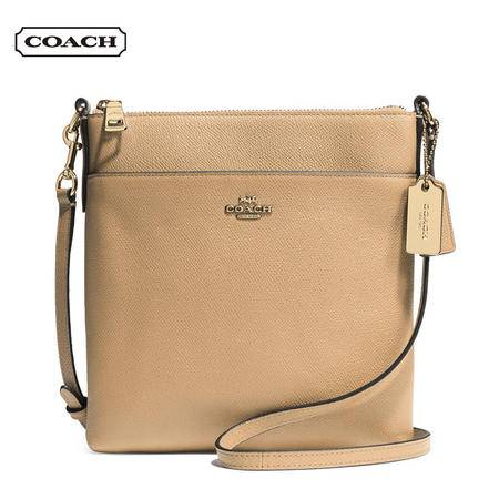 Coach North/South 斜挎包#
