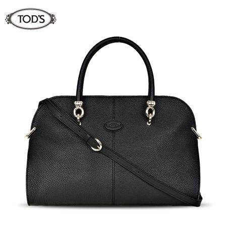 TODS STAFFA EW MEDIUM 手提包#黑色