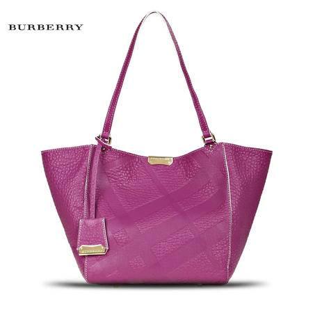 Burberry SME Canterbury托特包#