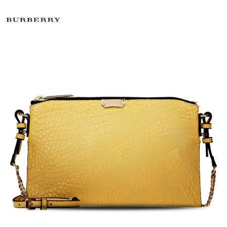Burberry Peyton E 手拿斜挎包#