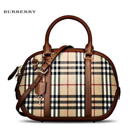 Burberry SM Orchard刺绣手拎包#