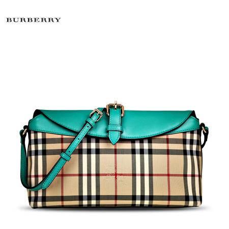 Burberry SM Leah H 斜挎包#