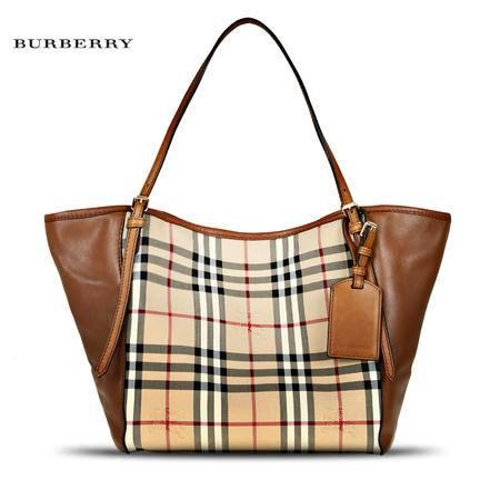 Burberry SM Canterbpan 托特包#
