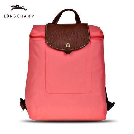 Longchamp Le Pliage折叠双肩包#