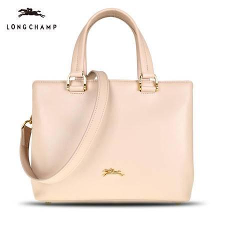 Longchamp 大牛皮镀金小马托特包 1099