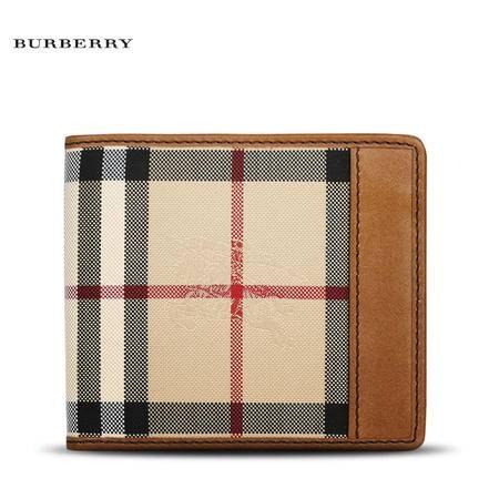 Burberry Ccbill8 REG 短款对折钱夹 H