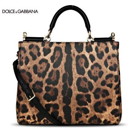 Dolce & Gabbana SICILY 小牛皮 购物包