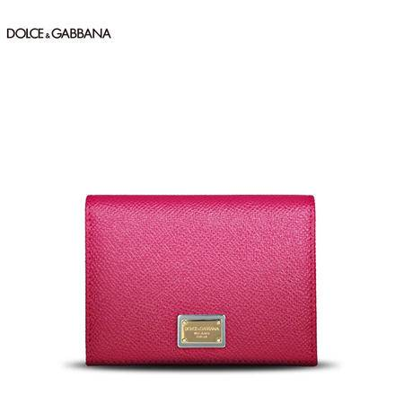 Dolce & Gabbana 牛皮卡片包