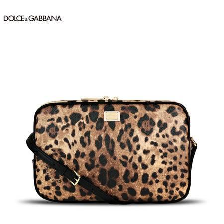 Dolce & Gabbana 经典豹纹手拿包