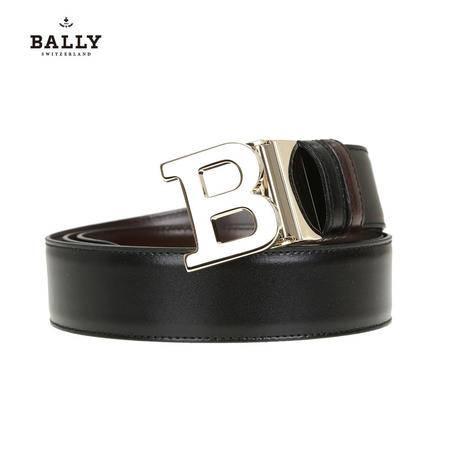 Bally B BUCKLE-35 M 板扣皮带