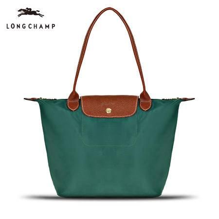 Longchamp 尼龙折叠包长柄 2605