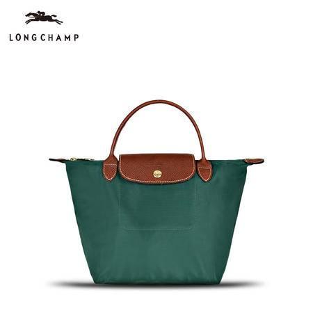 Longchamp 尼龙折叠包短柄 1621