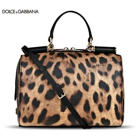 Dolce & Gabbana 牛皮迷你手拎单肩包