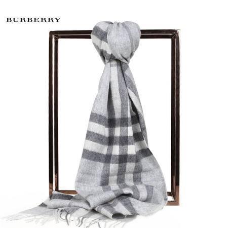 Burberry Giant Icon 羊绒围巾